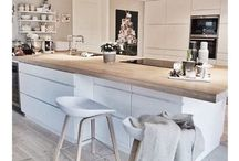 There is no place like home / Kitchen inspiration, remodeling