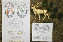 Graphic design and wedding stationery / Design inspiration for graphic design projects, wedding invitations, event stationery, birthday cards, birthday invitations, DIY design and crafts.