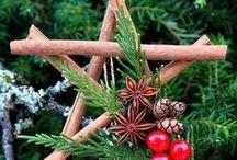 tél -  winter és karácsony