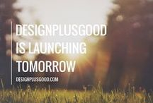 designplusgood / Updates and news from our website