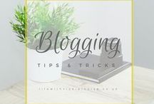 Blogging Tips and Tricks ♡ / Blogging Tips and Tricks. How to start a blog. Driving Traffic to your blog. Making money from blogging.