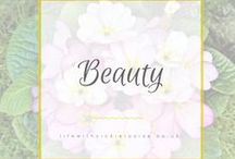 Natural beauty // skincare / Cruelty free beauty, natural beauty, handmade skincare,