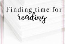 Reading List // Books to Read / best books, great books, books for moms, books for badass women