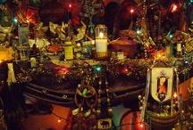 Altars~  Shrines~ Ofrendas / by Pamela Armas