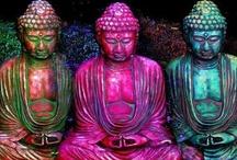 Buddha~Zen~ Peace~Harmony~ Namaste~ OM / B~R~E~A~T~H~E / by Pamela Armas