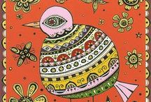 Mexican Folk Art / by Pamela Armas