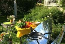 SolSource Solar Cooker / SolSource solar stove is powerful, easy-to-use, and cooks delicious food with no fuel.