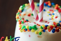 Fun food / Food for fun, birthday and celebration ideas.  Kids will love these!