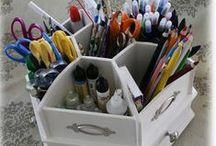 Clever craft storage