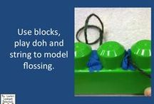 Dental crafts and ideas / Collection of creative dental crafts and ideas