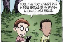 Dental cartoons & Funny stuff / A little dental funny never hurt anyone!
