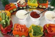 Edible Delights / Food fun and decadence