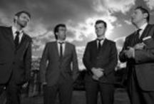 Suited & Booted! / The Best Men's Black and White Photoshoot.