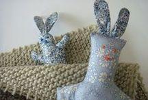 les coutures de granny© / Toutes ces petites réalisations sont des créations Granny©