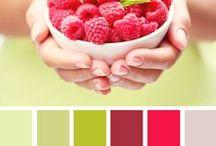 Подбор цвета / Варианты цветовых палитр