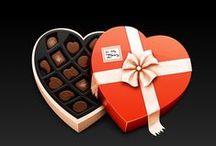 День Святого Валентина / Сердечки, открытки, паттерны и пр., посвященные празднику