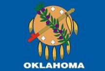 Oklahoma / Always will be home and final destination  / by Larry Keahey