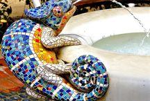 Garden Mosaics / by Cheryl Grissett