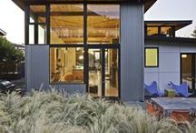 Modern Architecture / The Modern to quirky ultra modern design and feeling