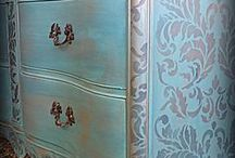 Furniture / Objects, stand  alone cupboards, chests to decorate a space