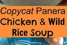 Copy Cat Recipes / Copy Cat recipes from your favorite restaurants
