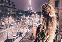 Midnight Travels / Twilight beauty from dusk till dawn.