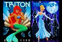 Different spin on Disney / by Vickie Pope