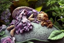Garden Fairies / by Cheryl Grissett