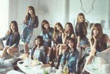 Girls Generation (SNSD) / by Rabia
