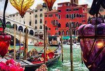 European Holiday / Travels to Germany, Austria, Switzerland, Venice, Verona, Paris....