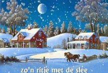Kerst op school