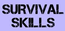 Survival Skills / Best survival skills and tips, everyone should know!