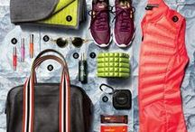 Inside Our Gym Bags / What all we want/need in our gym bags