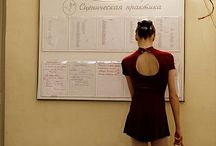 The Red Pointe Shoes Academy