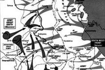 MAPY - II. W.W.- MAPS