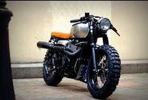Classic Motorcycles / #Classic #Collector #Motorcycles #CafeRacer #BMW  #Triumph