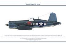 F4U Corsair colors