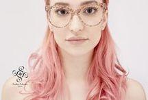 Sashee Schuster Eyewear / A tribute to femininity