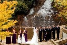 Weddings / by Explore Rabun, North Georgia Mountains