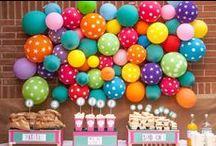 ¡Ideas para cumples! / Vamos a organizar la mejor fiesta de cumpleaños