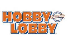Hobby Lobby Messages / http://www.hobbylobby.com/