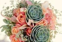 Wedding ideas / Floral Spring wedding inspiration