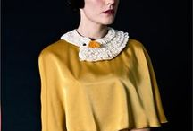 Neck jewelry inspiration / by Norie Suzuki