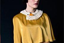 Neck jewelry inspiration / by Norie Suzuki