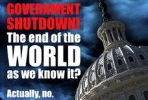 Obama's Shut-down / The Unthinkable Cruelty of an Administration out of Hand.