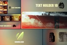 video templates / my works / by K. Karabasov