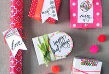 Gift Ideas ♡
