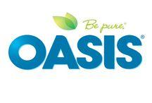 Oasis Juice Products / Les jus Oasis / With so many juice flavours and no added sugar, you can enjoy a different delicious Oasis juice every day. / Avec une multitude de saveurs, les jus Oasis sans sucre ajouté sont savoureux et permettent de varier quotidiennement les plaisirs.