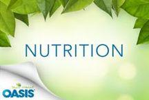 Nutrition / Oasis juice brings you a collection of images to give you information and advice on various health and nutritional benefits. / Jus Oasis vous présente des images pour vous offrir une panoplie de conseils santé et informations sur différents bienfaits nutritionnels.