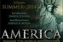 Dinesh D'Souza / A Patriot, a good man.